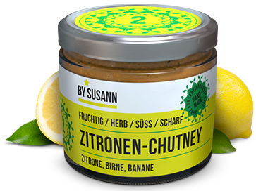 2 | Zitronen-Chutney
