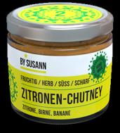 2 ZITRONEN-CHUTNEY | Chutneys und mehr von BySusann