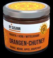 3 ORANGEN-CHUTNEY | Chutneys und mehr von BySusann