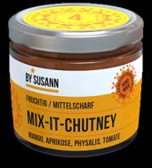 4 MIX-IT-CHUTNEY | Chutneys und mehr von BySusann