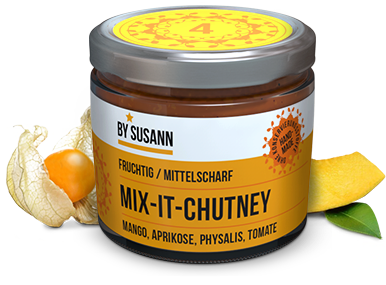 4 | Mix-It-Chutney