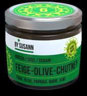 6 FEIGE-OLIVE-CHUTNEY | Chutneys und mehr von BySusann