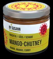7 MANGO-CHUTNEY | Chutneys und mehr von BySusann