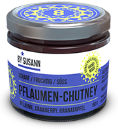 8 | PFLAUMEN-CHUTNEY