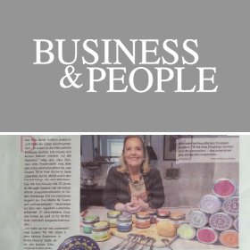 BUSINESS & PEOPLE