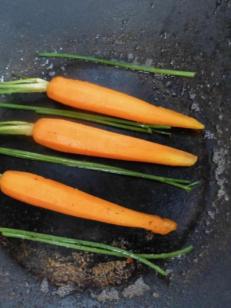 Gemüsesuppe im Glas (Optional auch Vegan möglich)